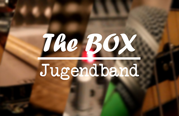 The Box - Jugendband: offizielles Logo